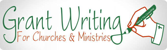 Grant writing for churches and ministries